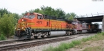 BNSF 4878